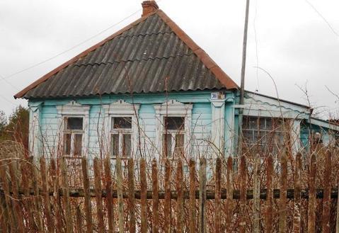 Дом в д.Иванисово, Клепиковского района, Рязанской области.