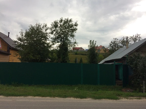Продажа земельного участка Набережные Моркваши газ свет вода