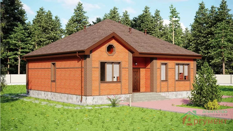 Дом 120 м на участке 8 сот в районе д. Зубарева