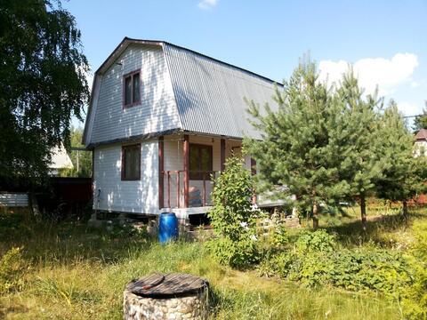 Дом 60 кв.м, Участок 16 сот. , Щелковское ш, 35 км. от МКАД.
