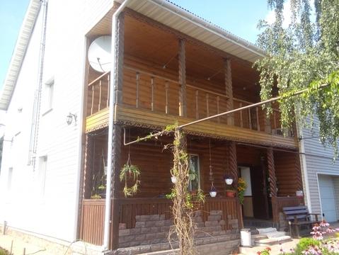 Продается дом, Чехов г, Авдеева ул, 192м2, 8 сот