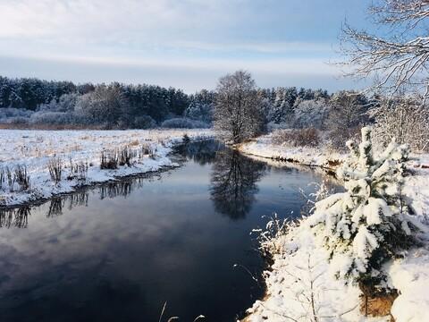 Первая линия реки Желча