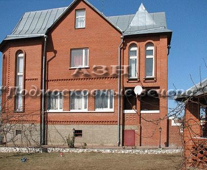 Осташковское ш. 14 км от МКАД, Пирогово, Часть коттеджа 300 кв. м