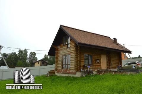 Дом-баня 90 м. кв. г. Яхрома, ул. Подолинская (Дмитровский район)