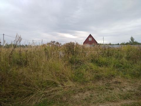 Участок в деревне Ходаево 7 соток, Чеховский район