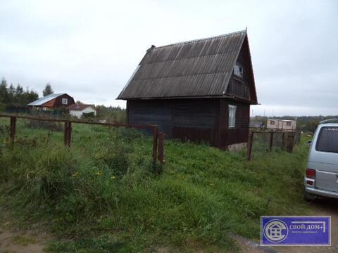 Дача на участке 6 сот. в районе Сычево СНТ Горняк-2 Волоколамский р-н