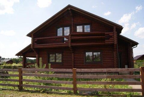 Дом 190 кв.м, Участок 15 сот. , Новорижское ш, 55 км. от МКАД.