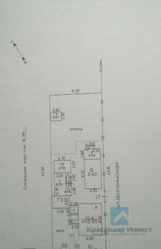 Продажа дома, Краснодар, Ул. Черноморская