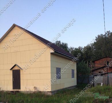 Горьковское ш. 35 км от МКАД, Алексеевка, Дача 100 кв. м