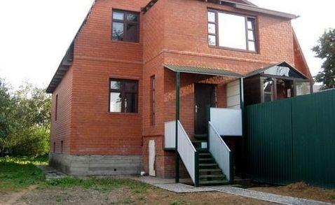 Продается 2х-этажный дом 150 кв.м. на участке 6.3 соток, г. Наро-Фомин