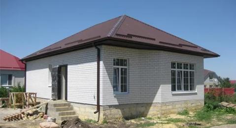 Продам новый дом 100 м 2 в городе Михайловске 6 км от Ставрополя