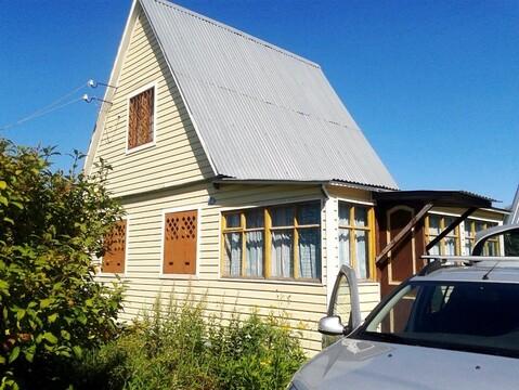 Продаётся дачный дом 65 кв.м. в СНТ «Ильинское», До