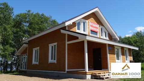 Коттедж 170 м.кв. на 1-ой линии Финского залива