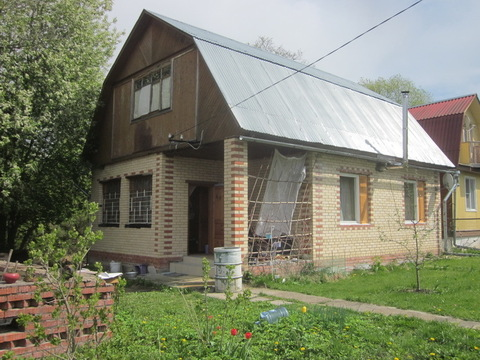 Капитальный дом со всеми удобствами в газифицированном СНТ
