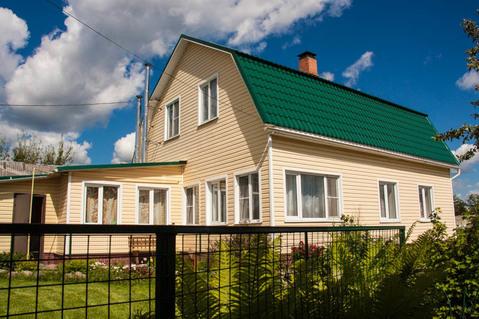 Жилой дом в деревне Аленино 65 км от МКАД
