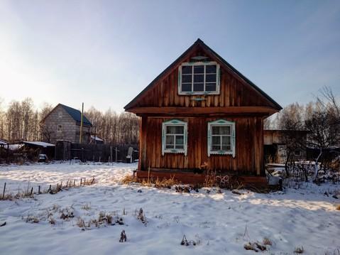Продается земельный участок в коллективном саду Дружба