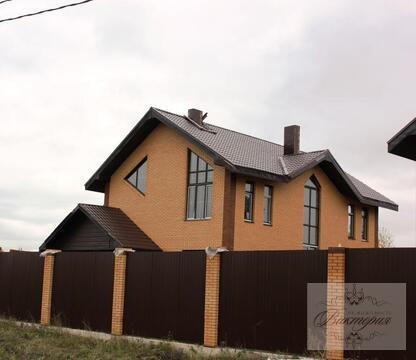 Продается кирпичный дом в г.Яхрома
