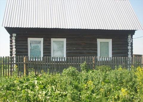 Продам дом д. Новосергеевка Кожевниковского района.