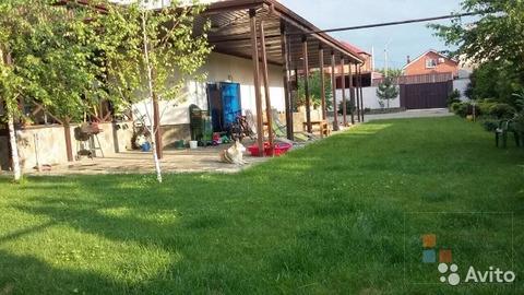 Дома домовладение, 8 комн, общ. пл. 316 м2, участок 16 сот, Краснодар .