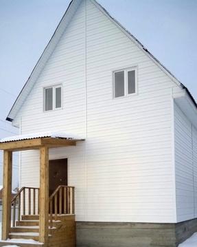 Купить дом из бруса в Одинцовском районе п. Ветка Герцена