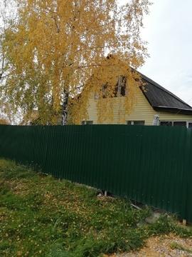 Продается дом общей площадью 50 кв.м. в мкр. Барыбино, г/о Домодедово