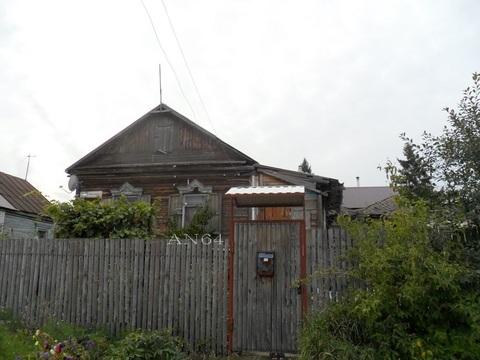 Продам деревянный дом в Заводском районе /магазин Волга