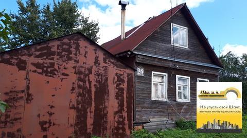 Продаем дом 24 кв.м. + 25 соток земли д.Аксеново