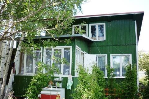 Дом 40 кв.м в СНТ «труд» в Сергиев Посаде.