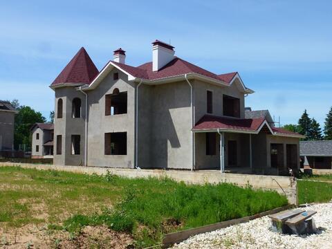 Просторный дом 340 кв.м, Новорижское ш, 40 км. от МКАД. Звенигород