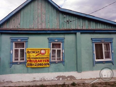 Продается часть дома с земельным участком, с. Богословка, ул. Суркова