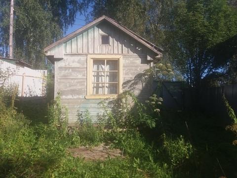 Щитовая дача в СНТ Объединение в черте города Александрова