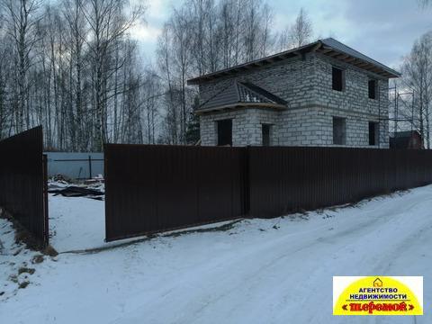 Новый дом 220 кв.м. д. Суханово Егорьевск Московская область