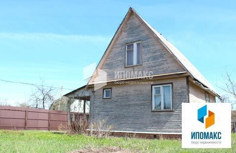 Продается дача 50 кв.м, участок 6 соток, СНТ Нива, Киевское шоссе