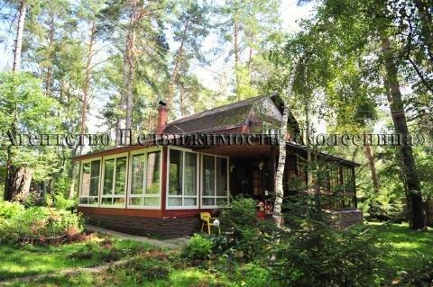 Барсуки. Покров. Эксклюзивный лесной участок 80соток с небольшим домом