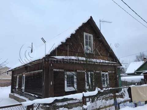Продажа дома, Гатчина, Гатчинский район, Краснофлотский пер.