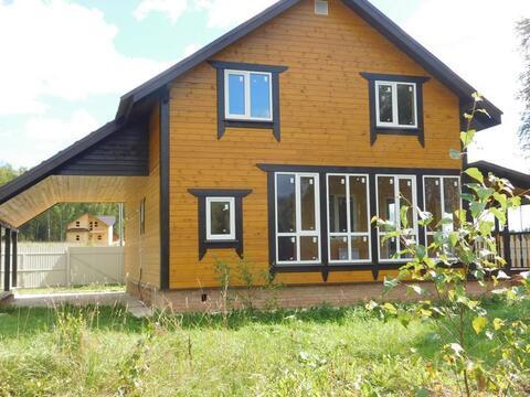 Дом с гаражом, зимним садом участок 10 сот в деревне Киевское шоссе