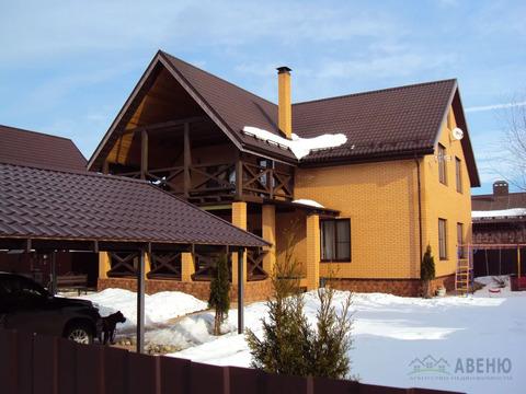 Продается полностью готовый кирпичный дом 280 м.кв. на участке 8 .