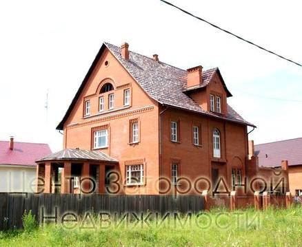Коттедж, Каширское ш, 17 км от МКАД, Домодедово г. Каширское шоссе, .