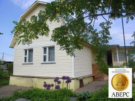 Жилой дом д.Афанасовка
