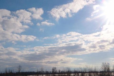 Земельный участок 10 соток в дачном поселке Тульской области .