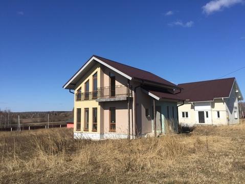 Дом 130 кв.м на уч. 14 сот. в кп Изумрудные холмы в д. Проскурниково