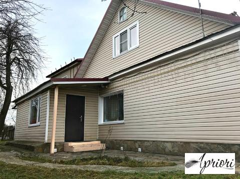 Продается дом г. Щелково улица 3 линия