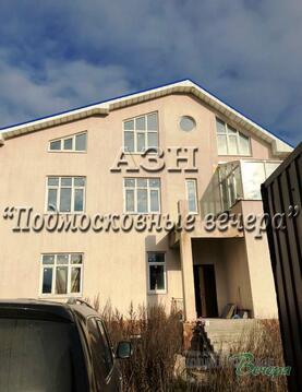 Новорижское ш. 33 км от МКАД, Петровское, Коттедж 470 кв. м