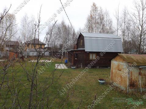 Горьковское ш. 40 км от МКАД, Электросталь, Дача 60 кв. м