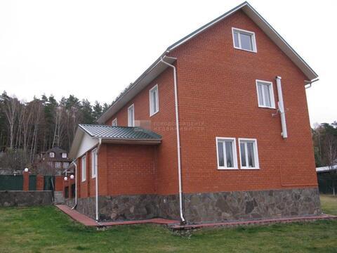 Дом 280 кв.м, Участок 12 сот. , Рублево-Успенское ш, 27 км. от .