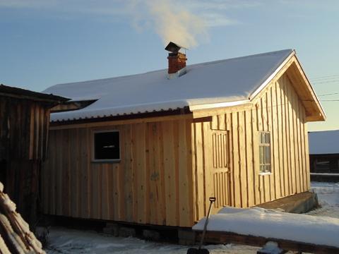 Продам часть дома в поселке Сибирка