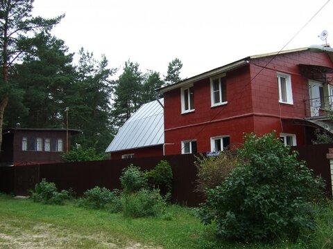 Трехуровневый дом с выходом в лес