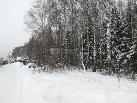 Участок 6 сот. , Щелковское ш, 28 км. от МКАД.
