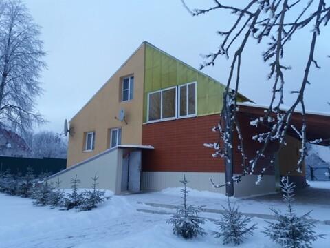Дом 400 кв.м Московская область Можайский район Бугайлово