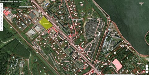 Солнечногорск улица Красная участок 256 соток